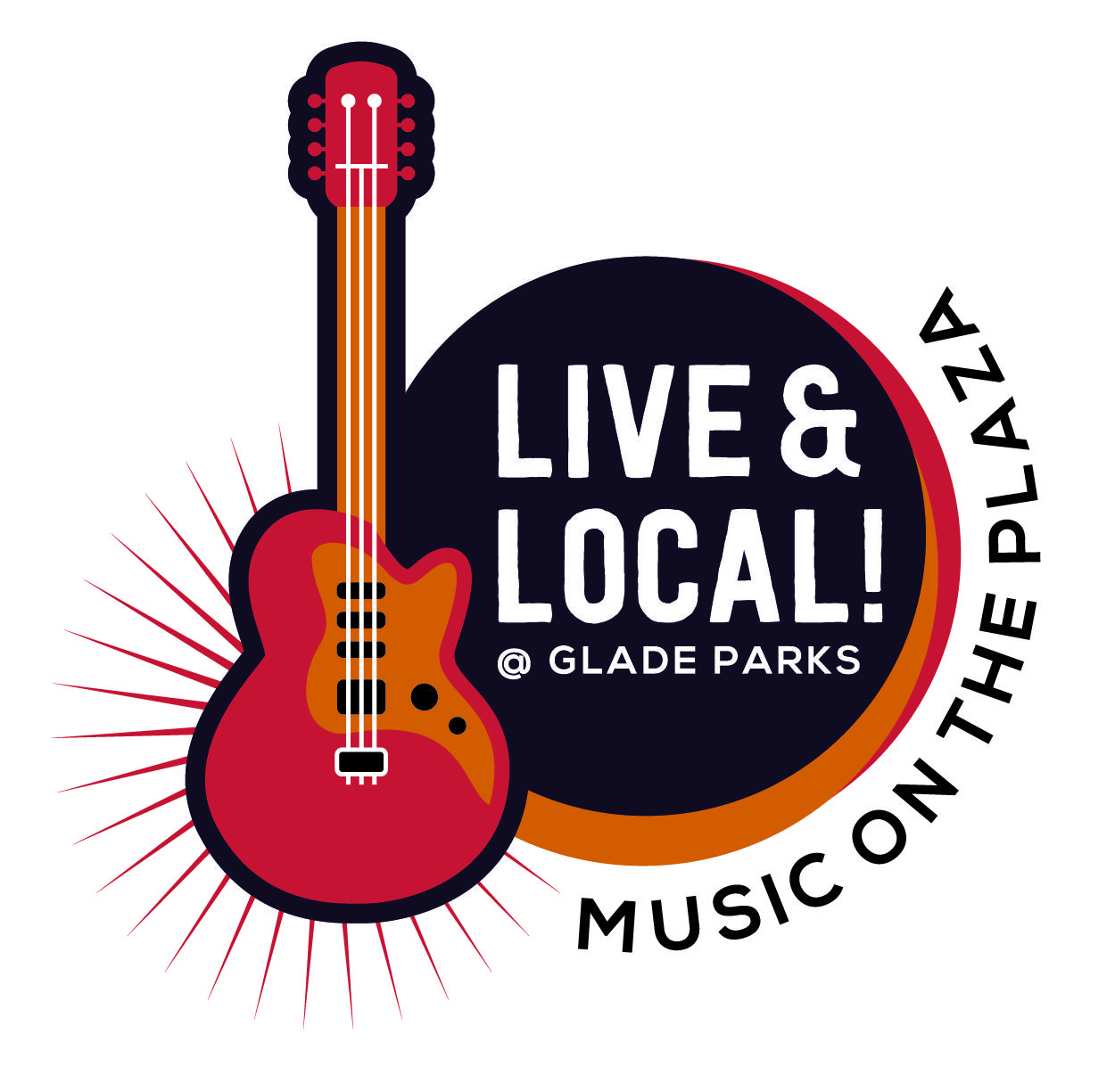 Live & Local Music on the Plaza at Glade Parks