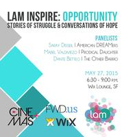 LAM Inspire: Opportunity