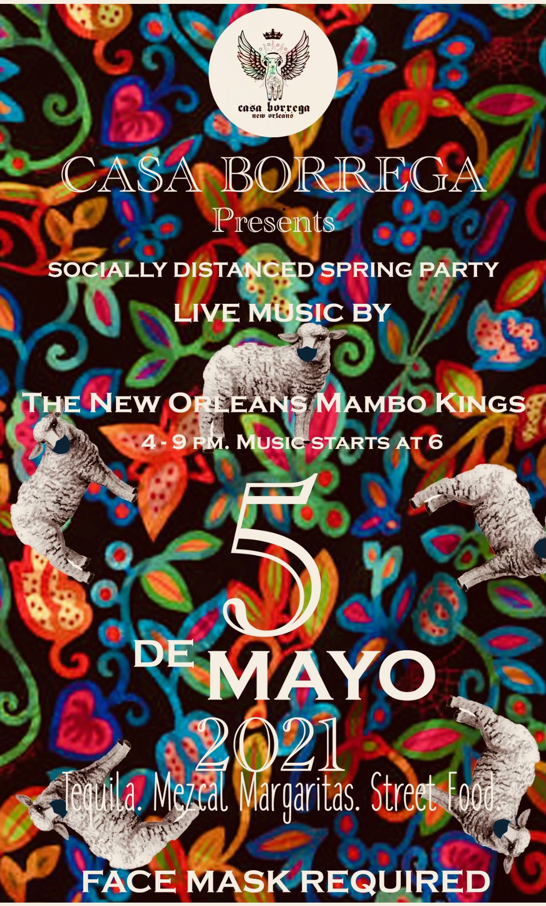Music Event in New Orleans
