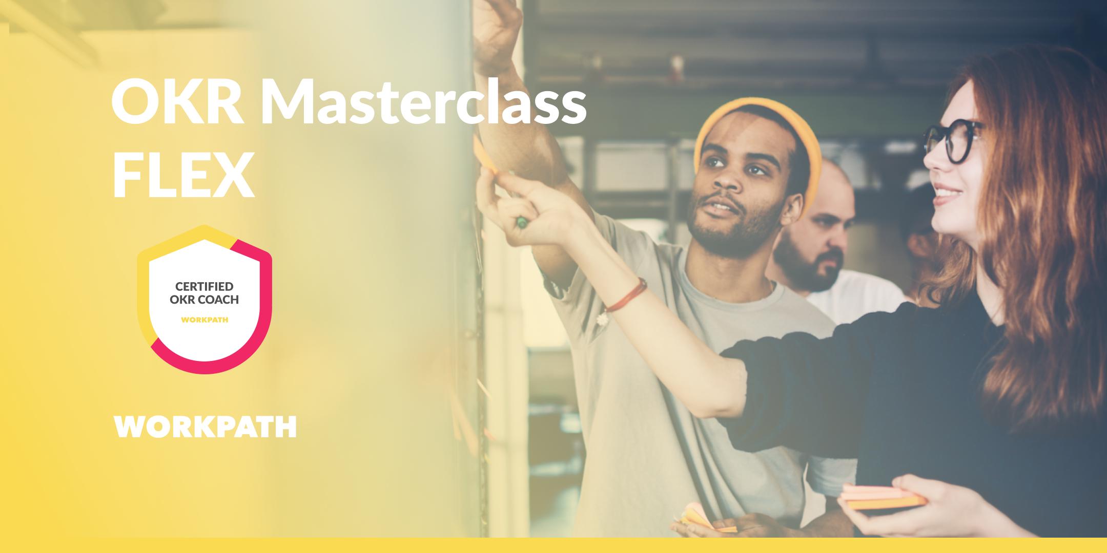 Workpath OKR Masterclass FLEX - 14+15.10  ENG  (selfstudy + 2x4h Training)