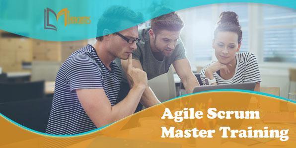 Agile Scrum Master 2 Days Training in Frankfurt