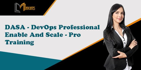 DASA – DevOps Professional Enable And Scale– Pro 2Day Session-Hamburg