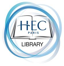HEC Paris Library logo