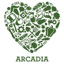 Arcadia Center for Sustainable Food and Agriculture  logo