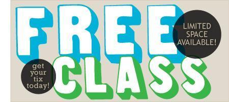 April 13 Free Introductory Class (Parker, 10am)