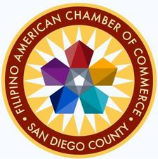 Filipino-American Chamber of Commerce of San Diego logo