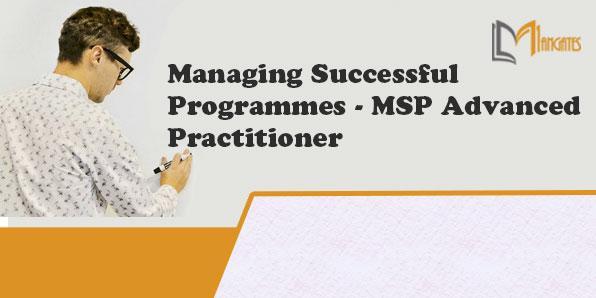 Managing Successful Programmes MSP Advanced 2 Day Training in Frankfurt
