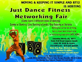 "Vendor Registration  Payment ""Just Dance Fitness Networking..."