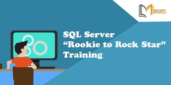 SQL Server Rookie to Rock Star 2 Days Training in Detroit, MI