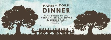 Summer Feast on the Farm