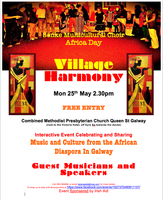 Africa Day Event - Village Harmony - Sonke Community...