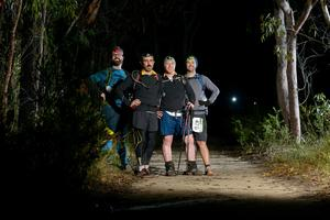 Oxfam Trailwalker Perth Night Training Walk