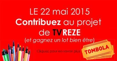 Soirée de présentation du Studio citoyen de TVREZE