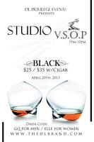 DL Privileged presents STUDIO V.S.O.P