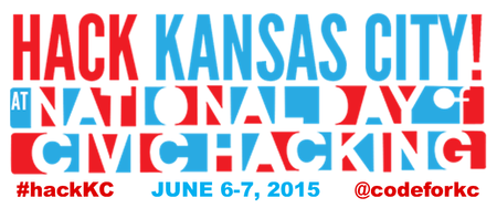 Hack KC (National Day of Civic Hacking)