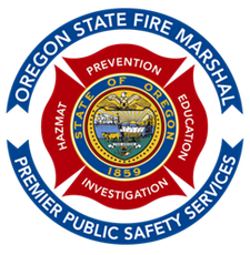 Oregon Office of State Fire Marshal logo