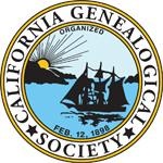 California Genealogical Society & Library logo