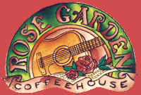 The Rose Garden Coffeehouse logo