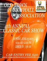 4th Annual OTNA Classic Car Show