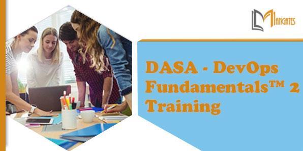 DASA - DevOps Fundamentals™ 2, 2 Days Training in Dallas, TX