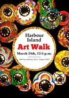 Art Meets Autism Awareness at Harbour Island Art Walk