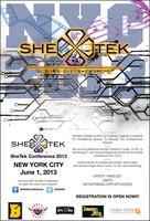 SheTek Conference NYC 2013 | Women In Entertainment