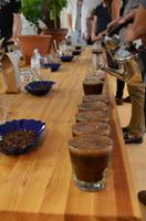 Coffee Cupping with Vigilante Coffee