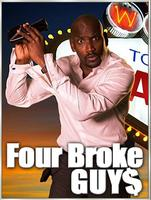 Four Broke Guys by J. Shawn Durham