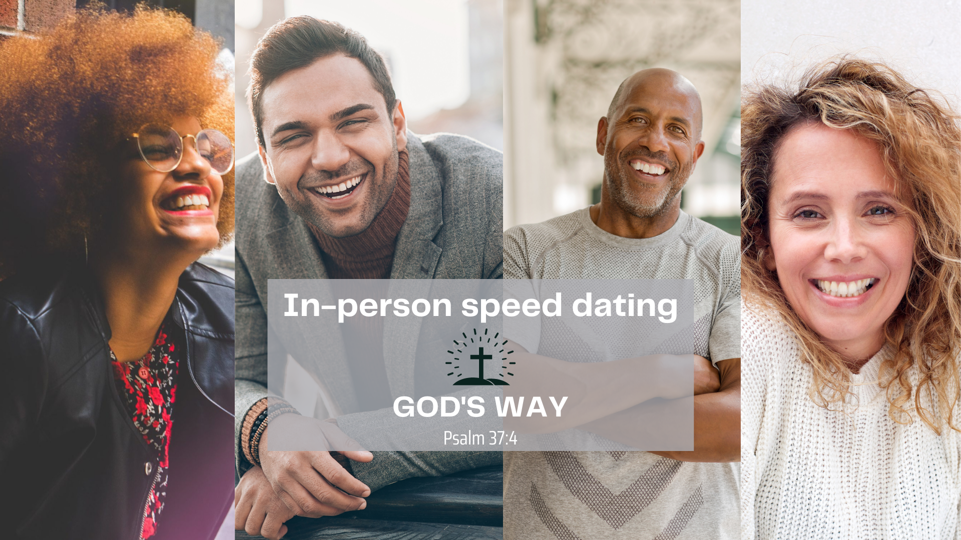 Speed Dating (Ages: 46-55)