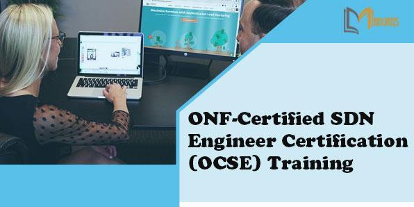 ONF-Certified SDN Engineer Certification 2 Days Training in Stuttgart