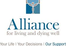 Alliance for Living and Dying Well logo