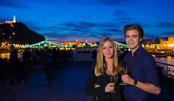 Wine Tasting Cruise in Budapest