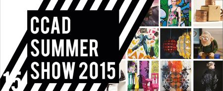 CCAD Summer Shows 2015