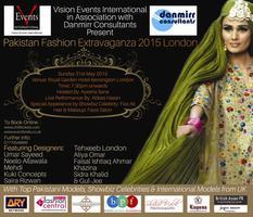 Pakistan Fashion Extravaganza 2015  at Royal Garden...