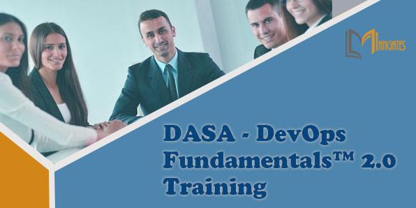 DASA - DevOps Fundamentals™ 2.0 2 Days Training in Hamburg