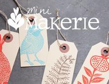 Mini Makerie with Geninne D. Zlatkis