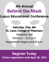 2013 Behind the Mask Education Conference - St. Louis