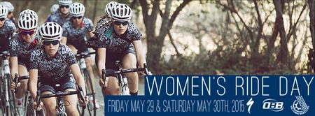 Oak Bay Bikes Presents: Women's Ride Day Canada 2015