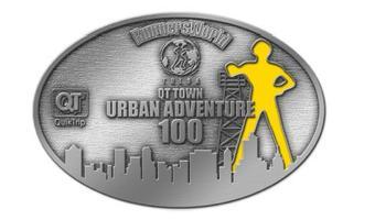 RunnersWorld Tulsa 100 Mile Urban Adventure Race!
