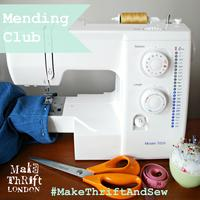 Mending Club: Learn Easy Mending & Alterations to...