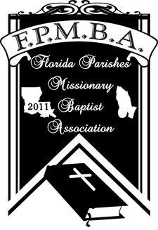 President Albert Carter of Florida Parishes Missionary Baptist Association (FPMBA)   logo