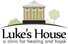 Luke's House: A Clinic for Healing and Hope logo