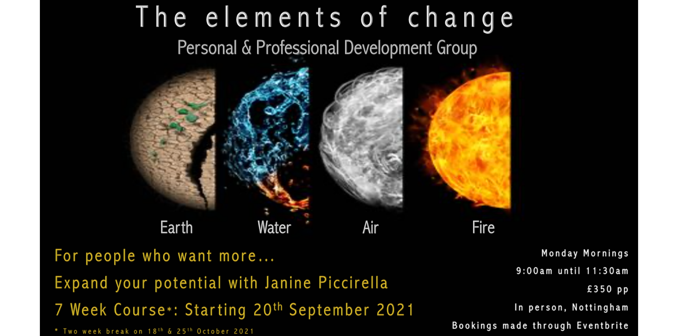 The Elements Of Change - Therapy Professional Development