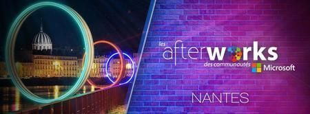 Afterworks des communautés Microsoft Nantes-Visual...