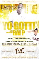 Yo Gotti Concert afterparty @ Tocbar Houston