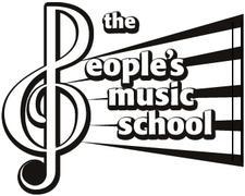 The People's Music School logo
