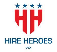 Hire Heroes USA logo