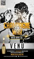 #TheOriginalChampagneWar @ Venu Boston April 9th