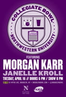 Collegiate Bowl Northwestern University ft. Morgan...
