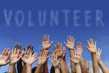 North Somerset: Library Volunteering Team logo